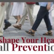 Fall Prevention Class Banner